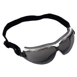 Óculos de Segurança Ampla Visão com Antiembaçante Cinza - Aruba