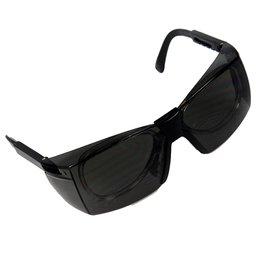 Óculos de Segurança Cinza com Armação - Castor II