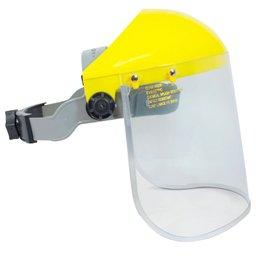Protetor Facial Incolor 8 Pol.