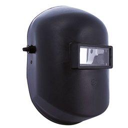 Máscara de Solda em Polipropileno com Visor Fixo e Carneira com Catraca