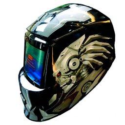 Máscara de Solda Automática Tonalidade 11 Fixa Silver