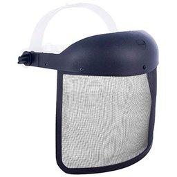 Protetor Facial Telado de Nylon com Catraca