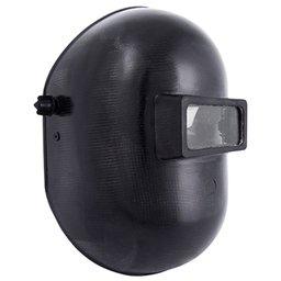 Máscara de Solda em Celeron com Visor Fixo 51 x 108 mm e Carneira Simples
