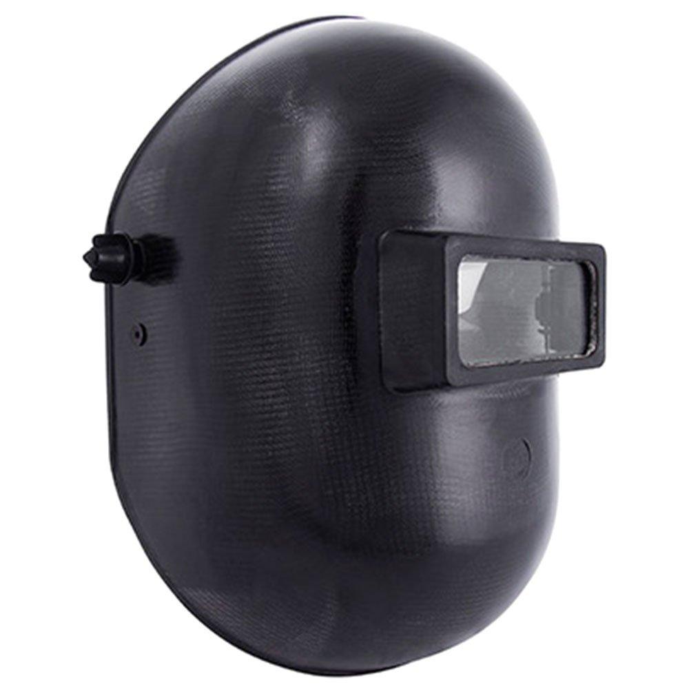 Máscara de Solda em Celeron com Visor Articulado 51 x 108 mm e Carneira com Catraca