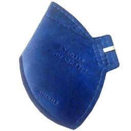 Máscara Respiratória PFF2 de Proteção Semifacial Azul