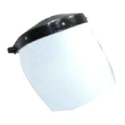 Protetor Facial Incolor 10 Pol. sem Catraca