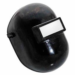Máscara de Solda em Celeron com Visor Fixo 51mm x 108mm sem Catraca