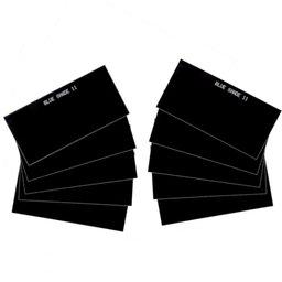 Kit Lente de Solda Azul 108 x 50 mm Tonalidade 11 para Máscaras BLUE SHADE-10272 com 10 Unidades