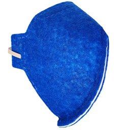 Máscara Respiratória Semifacial N95 Antiviral PFF2-S sem Válvula