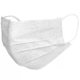 Máscara Respiratória Antiviral Descartável com 20 Unidades