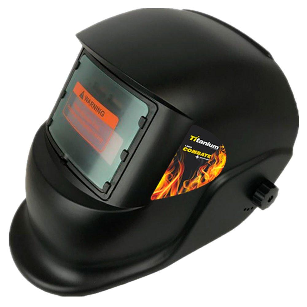 Máscara Solda Auto Escurecimento Combat Fixa Tonalidade 11