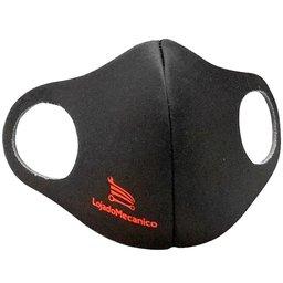 Máscara de Proteção Facial Dupla Camada Reutilizável Tamanho M