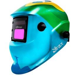 Máscara de Solda Automática Rio com Regulagem 9 a 13