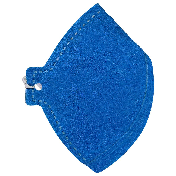 Máscara de Proteção PFF-2 N95 Azul Sem Válvula Ecoar