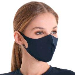 Máscara de Tecido Antiviral Azul Adulto