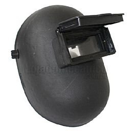 Mascara Polipropileno Visor articulado c/ carneira simples
