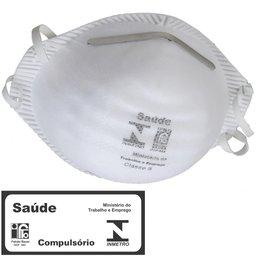 Respirador Descartável tipo Conha PFF2 CG301
