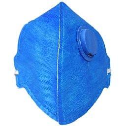 Respirador Semi-Facial PFF2 Dobrável com Válvula