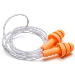 Protetor Auricular Pomp Plus com Cordão de Sintético