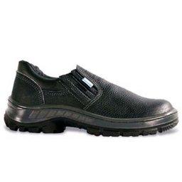 Sapato de Segurança com Elástico e Biqueira em Polipropileno - Número 42