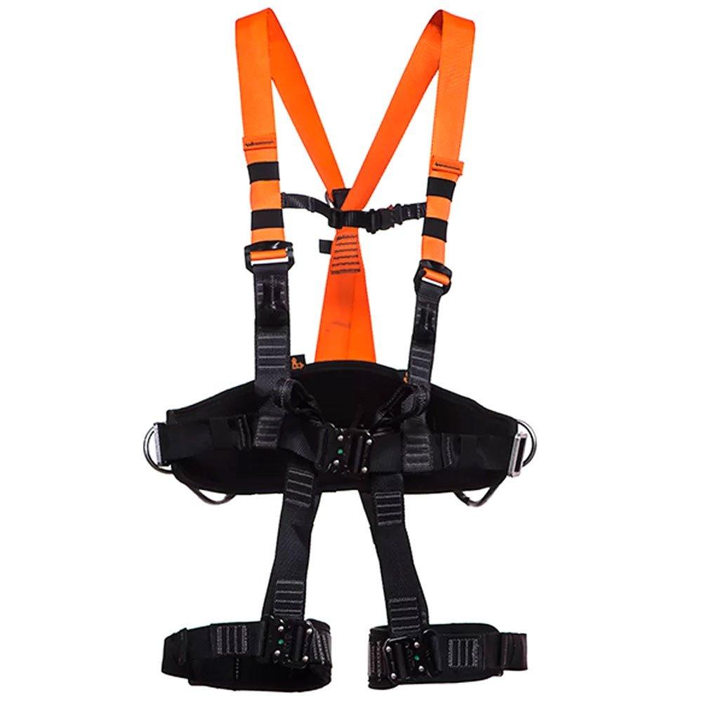 Cinturão de Segurança Abdominal tipo Paraquedista com Engate Rápido