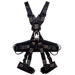 Cinturao Paraquedista / Abdominal Regulagem Total Retardante a Chama