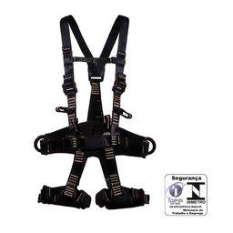 Cinturão Paraquedista / Abdominal Eletricista Engate Rápido