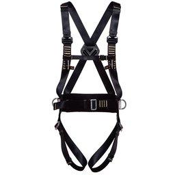 Cinturao Paraquedista / Abdominal com Regulagem Total