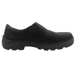 Sapato de Segurança Preto com Elástico Nº41