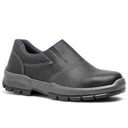 Sapato de Segurança HLS em Microfibra com Elástico Nr. 41