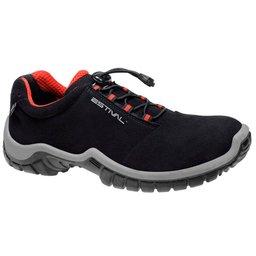 Sapato De Segurança Em Microfibra Nmr. 44