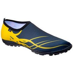 Sapatilha Sport Híbrido Preto e Amarelo Nr.27