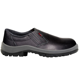 Sapato Bidensidade com Bico em PVC  Nr. 43