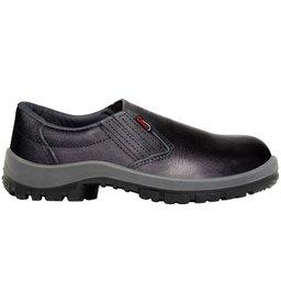 Sapato Bidensidade com Bico em PVC  Nr. 45