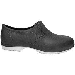Sapato Polimérico Bidensidade Preto Nr. 35