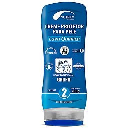 Creme Protetor Luva Química Grupo 2 200g