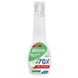 Álcool Líquido 70% 500ml