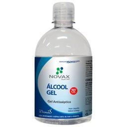 Álcool em Gel Antisséptico 70% Flip 500ml