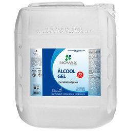Álcool em Gel Antisséptico 70% 20 Litros