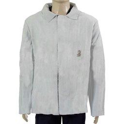 Camisa de Segurança tipo Blusão para Soldador em Raspa