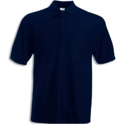 Camisa Polo Piquet Azul Marinho G
