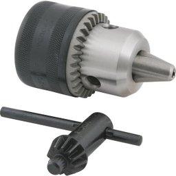 Mandril Profissional 3 a 16 mm 1/2 Pol. com Rosca