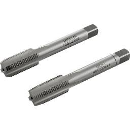 Macho Manual de Aço Rápido 10 mm x 100 mm Mb Jogo com 2 Peças Plus