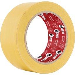 Fita adesiva para demarcação 48 mm x 30 m amarela NOVE54