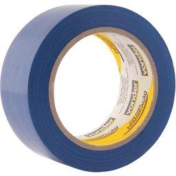 Fita adesiva para demarcação 48 mm x 30 m azul VONDER
