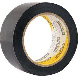 Fita adesiva para demarcação 48 mm x 30 m preta VONDER