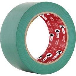 Fita adesiva para demarcação 48 mm x 30 m verde NOVE54