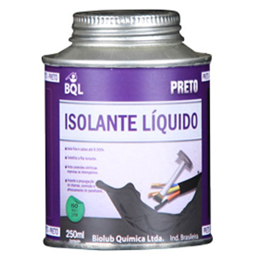 Fita Isolante Liquida 250ml Preta