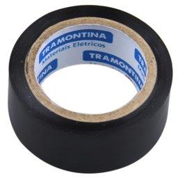Fita Isolante Preta 5 Metros - 19 mm x 0,13 mm