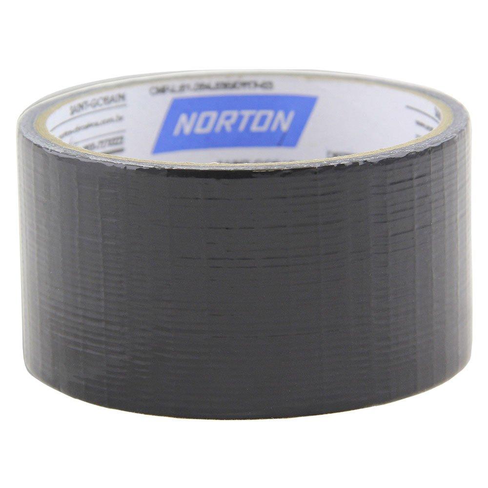 Fita Silver Tape Preta 48mm x5m